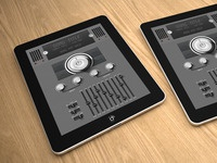Create a Detailed User Interface for an iPad Application