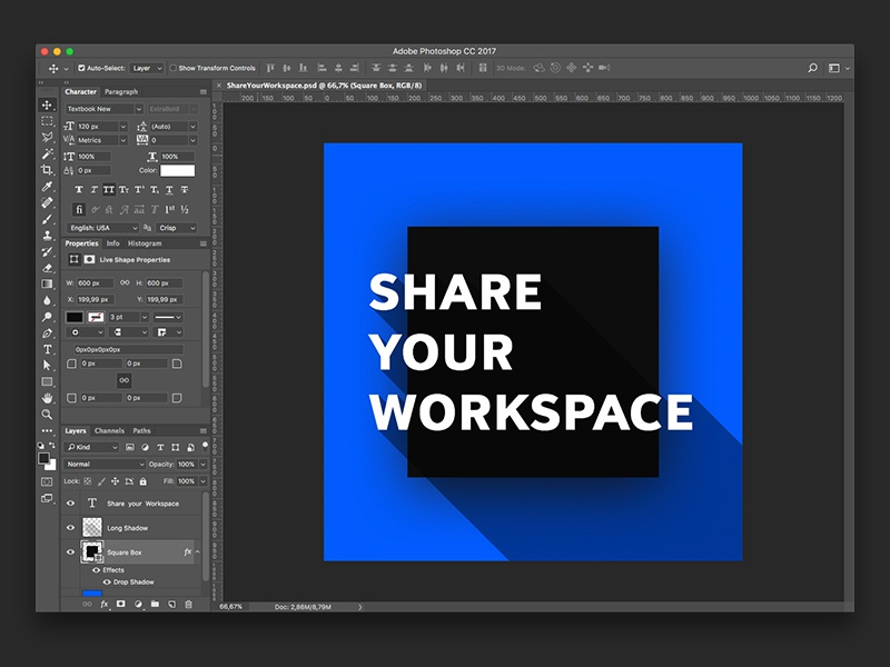 Share Your Workspace sketch photoshop workspace dribbble