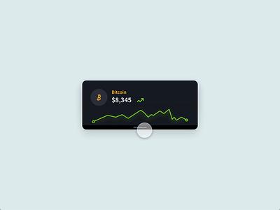 Expanding a widget using Adobe XD trading platform trading card crypto trading bitcoin dashboard crypto currency crypto widget adobe xd