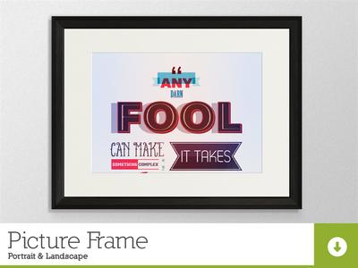 Frame Freebie