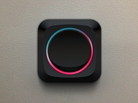 WIP iOS App Icon