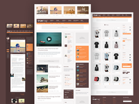 Truemag - Magazine WordPress Theme, WooCommerce