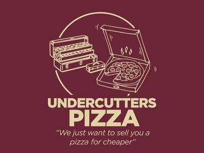 Undercutters Pizza
