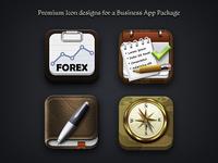 Premium business app package