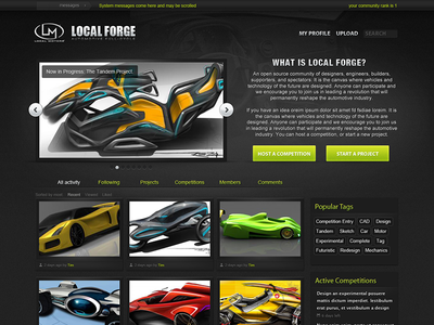 Local Motors, Local Forge