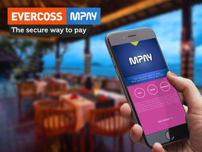 EVERCOSS MPAY App Store intro