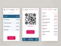 QR code payment app