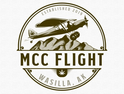 MCC FLIGHT Logo Concept