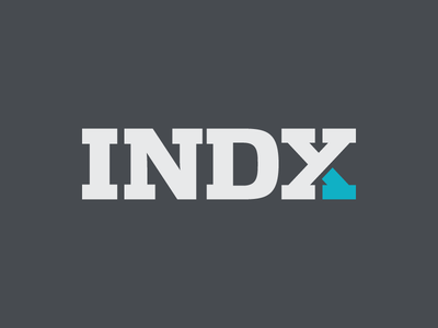 IndyX Wordmark Exploration