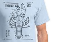 Crawbot Boil Tshirt