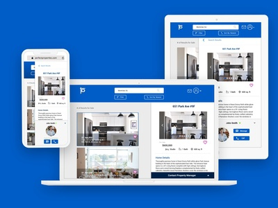 Perfect Properties - Search Results Page