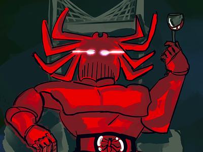 "Somebody say ""bugs?"" illustration procreate isaaccraft"