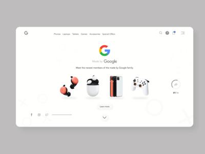 Google Product 🔍