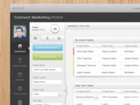Marketing Portal Concept