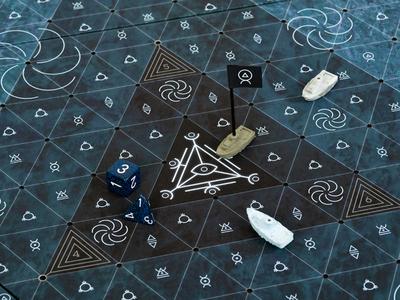 Bermuda Triangle Game