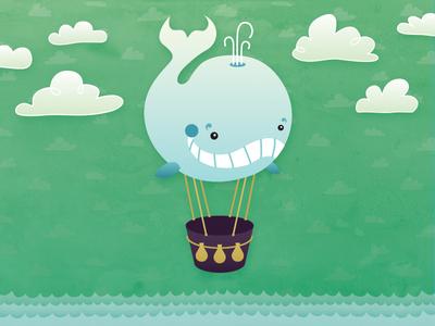 Hot Whale Balloon