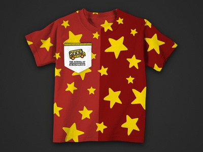 School of Circus Arts Kids' Tee
