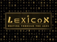 Lexicon: Writing Through the Ages (logo)