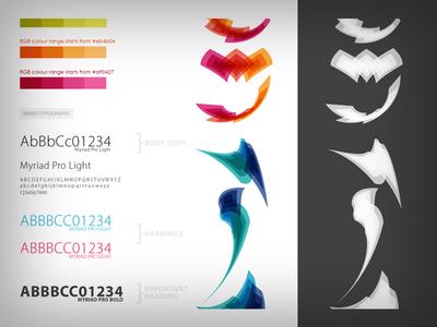 Presco Brand Cheat Sheet - Typography, part 2