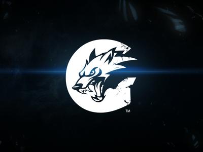 WolfesGate - Logo wolfesgate brand branding esports gaming clash of clans ios game logo wolf fantasy