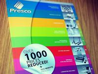 Presco Catalogue