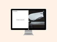 ECHOES | Minimal free 2017 template HTML bootstrap Download