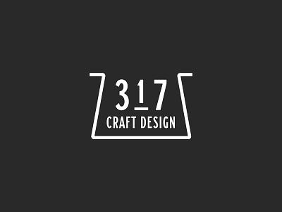 317 Craft Design Logo logo design branding and identity dovetail woodworking brand design branding design logo branding