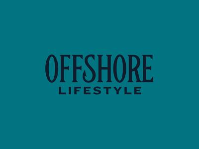 Offshore Lifestyle Rebrand branding rebrand lifestyle offshore logo handlettering hashtaglettering lettering