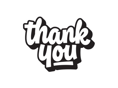 Thank You thevectormachine vector process handtype vectormachine handlettering hashtaglettering lettering