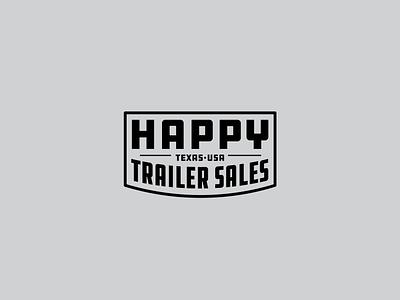 Happy Trailer Badges trailer badge design badge design