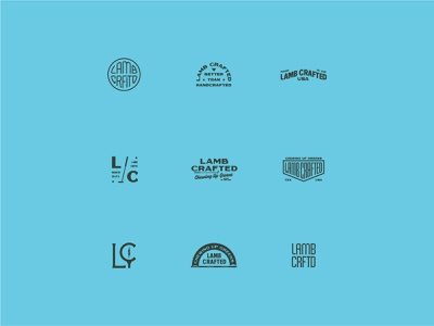 Lamb Crafted Unused lamb crafted putters golf badge process vectormachine handlettering hashtaglettering lettering