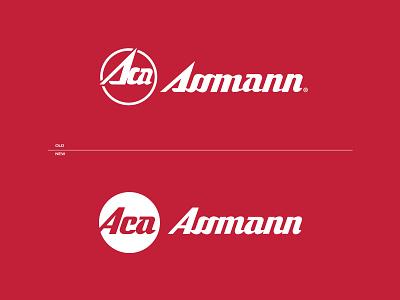 Assmann Logo Update vectormachine vector process logo lettering