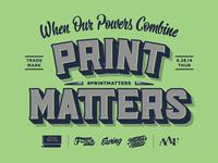 Print Matters Indianapolis