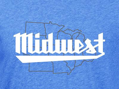 Midwest is back...again! lettering hashtaglettering process handlettering vector vectormachine cottonbureau