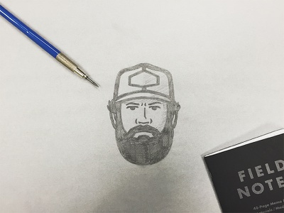 Draplin Sketch process sketch thicklines ddc indy aigaindy aafindy draplinu elementthree e3 draplin fusesessions