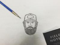 Draplin Sketch