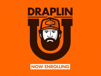 DraplinU.com process sketch thicklines fusesessions draplin e3 elementthree draplinu aafindy aigaindy indy ddc
