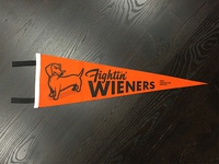 Draplin U - Fightin' Wieners Pennant