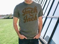 Official Inch x Inch Script T-shirt