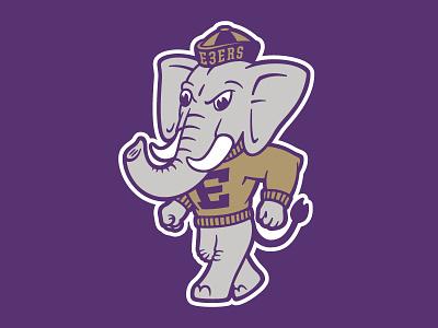 Elephant 3 - Final vectormachine e3ers process mascot kickball aiga elephantthree elementthree elephant illustration