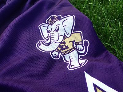 Elephant 3 Shorts e3ers elephantthree elementthree kickball shorts elephant mascot