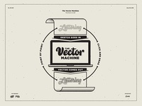 The Vector Machine - Poster