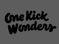 One Kick Wonders - Initial Vectors