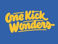 One Kick Wonders - Final