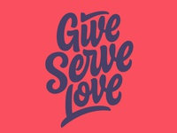 Give Serve Love