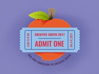 Creative South Ticket Giveaway