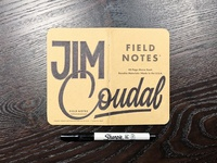 Field Notes Letters - Jim Coudal