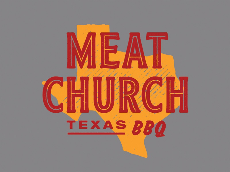 Meatchurch lockup 02 dribbble