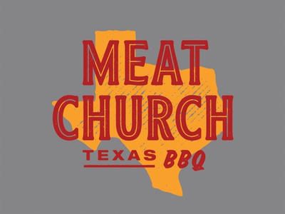 Meat Church Badge Concept