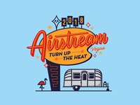 Airstream 2018 Dealer Meeting Logo
